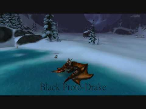 All Proto-Drake Mounts.