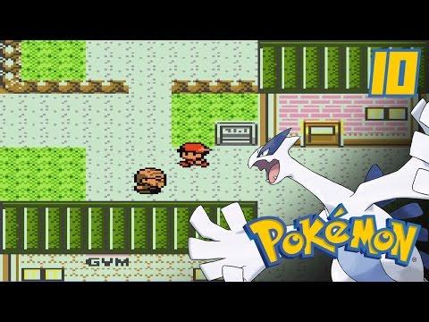 Let's Play: Pokemon Silver Version! (Part 10 - Lake of Rage!)