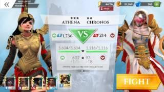 Download GODS OF ROME Fight Chronosh Video