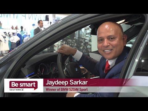 Gulf News subscriber wins BMW 520iM Sport