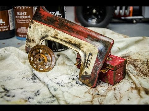 Real Rust For your Scale RC, New Product Testing