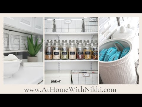 HOME ORGANIZING TIPS |  HOW TO LABEL YOUR HOME