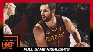 Cleveland Cavaliers vs Chicago Bulls Full Game Highlights / Week 2 / 2017 NBA Season