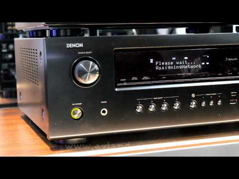 Denon AVR-2312 Home Cinema Receiver First Look Munich High