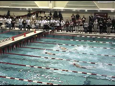 2012 NY State Championship TZ ties with Fordham Prep 400 Free Relay