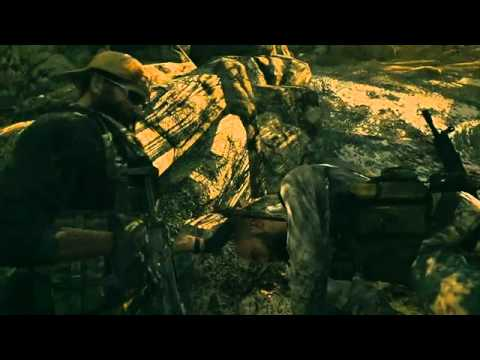 Medal Of Honor trailer with Linkin Park