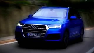 Audi Q7 TFSI Quattra 2016 Test Drive & Option