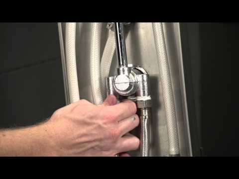 How to Install a Shower Panel (Fresca)