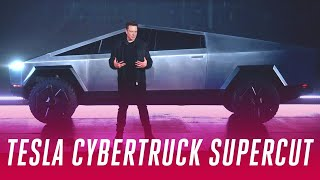 Tesla Cybertruck event in 5 minutes