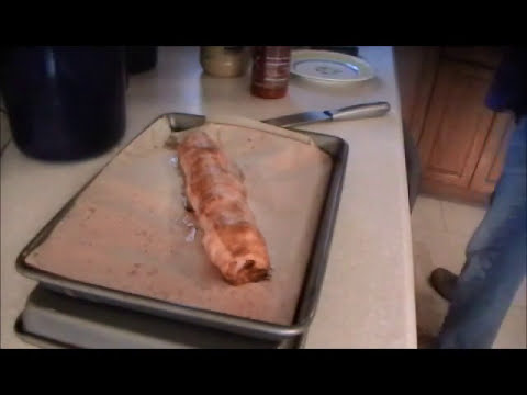 hot dogs in puff pastry with cheese