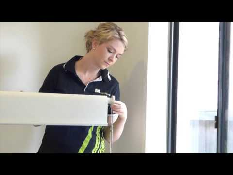 How to measure & install a roller blind