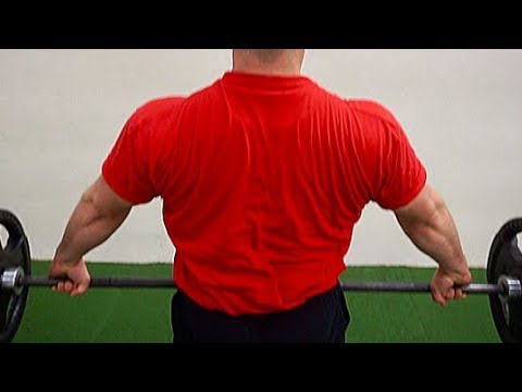 How To Snatch Grip Deadlift For A Thick & Wide Back