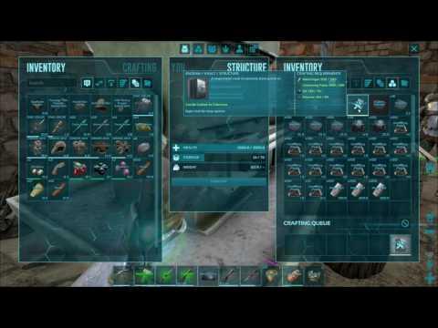 How to make a Vault - ARK Survival Evolved