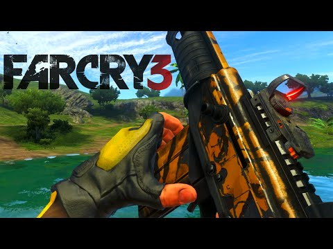 Far Cry 3 - Testando 60 FPS