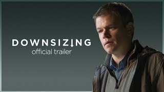 Downsizing | Final Trailer | Paramount Pictures India