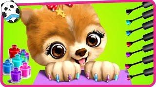 Fun Animals Care & Santa Makeover - Christmas Animal Hair Salon 2 - Dress Up Game for Kids