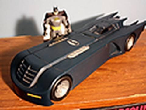 Batman-The Animated Series: Batmobile Review