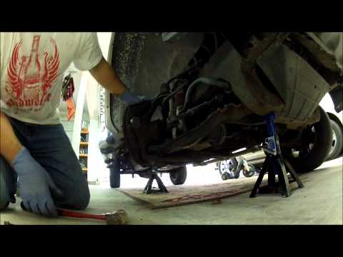 2003 F150 4x4 lower ball joint replacement