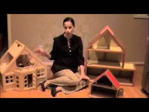 The Secrets of Play Therapy: Hints for Parents on How to Choose a Dollhouse for a Child