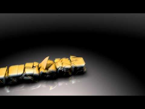 Intro for iSPOKE   Cinema 4D   CouchPotatoeHD