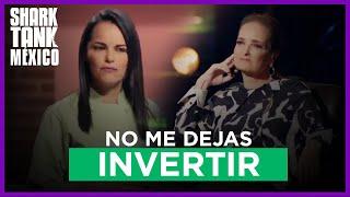 'Me encanta tu producto pero no me dejas invertir'   Shark Tank México