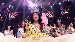 Pengumuman Pemenang Miss Indonesia 2020   Miss Indonesia 2020