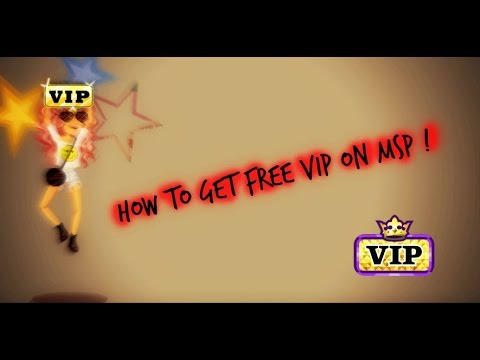 How To Get Free VIP On MSP 2015