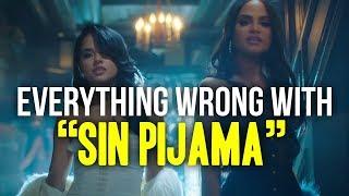"Everything Wrong With Becky G and Natti Natasha - ""Sin Pijama"""