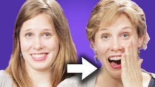 Women Try Short Hair For A Week