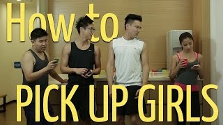 How To Pick Up Girls (Ft. WongFu Productions)
