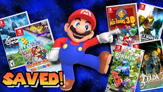 Did Nintendo's 2020 Year CHANGE!? (Big Announcements coming?)
