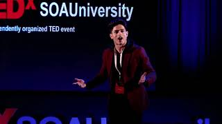 Enroute' Stage Life - Journey of an Artist | Priyank Sharma | TEDxSOAUniversity