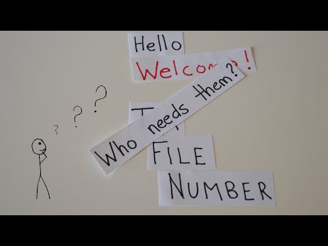 Tax File Numbers- Who Needs Them?