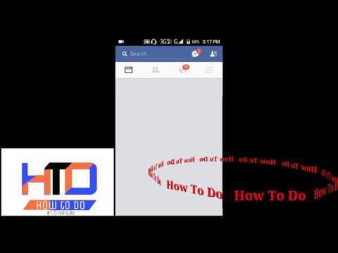 How to create Facebook page in android