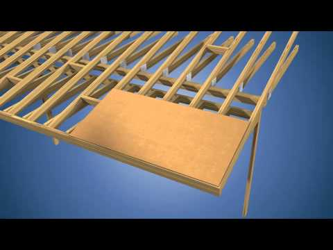 GP Roof Sheathing Installation Instructions