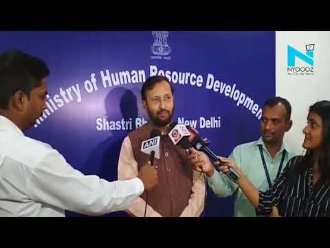 CBSE 10 Results: HRD Minister Prakash Javadekar congratulates student s