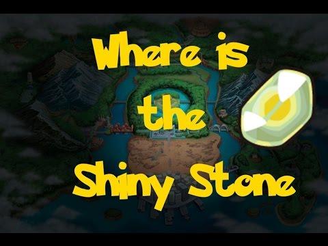 Where Is: The Shiny Stone (Location 4) (Pokemon Black 2/White 2)