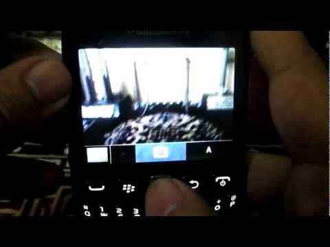 Blackberry Curve 9220 Quick Review