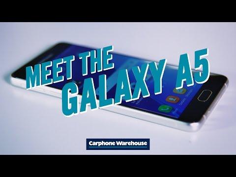 Meet the Samsung Galaxy A5 (2016)