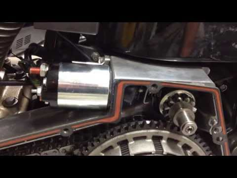 Harley Heritage Classic with Evo motor starting issues