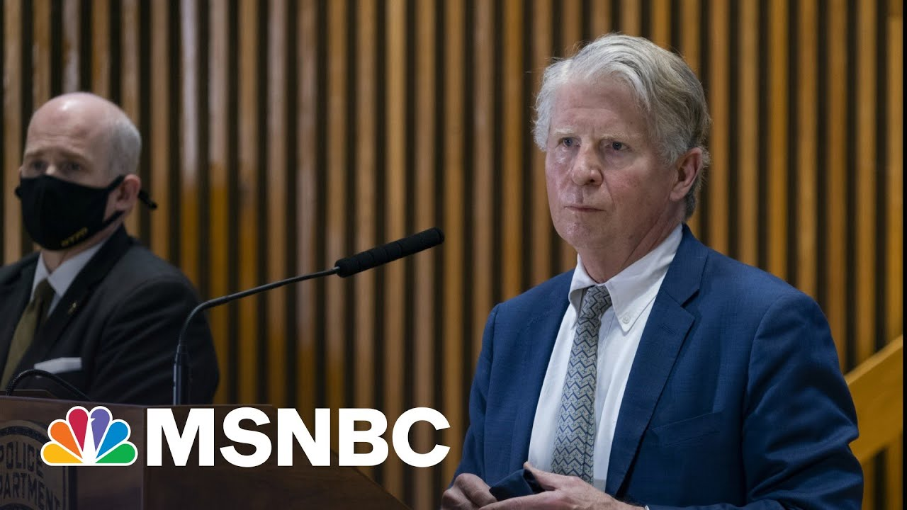 Will The NY D.A. Indict Ex-Pres. Trump? Here Are The Legal Clues   MSNBC