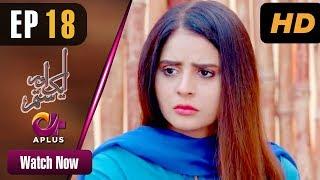 Pakistani Drama | Aik Aur Sitam - Episode 18 | Aplus Dramas | Maria Wasti, Alyy Khan, Beenish Chohan