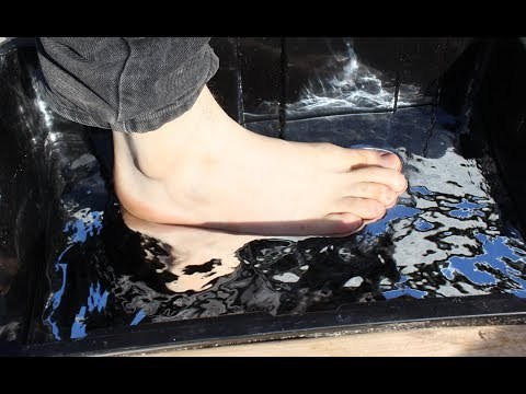 Can I Stand On Liquid Mercury?