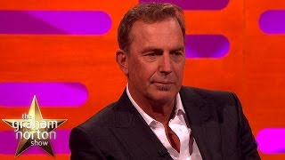 Kevin Costner And Ricky Gervais Tell Weird Stories About Wolves The G