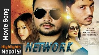 Jindagiko Bhar Chhaina - New Nepali Movie NETWORK Song 2017/2073   Narendra Bahadur Dhami