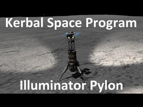 Kerbal Space Program - Illuminator Pylon - Download