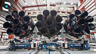 How Does SpaceX Build Their Rockets