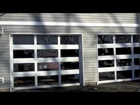 How To Build A Passive Solar Garage Door