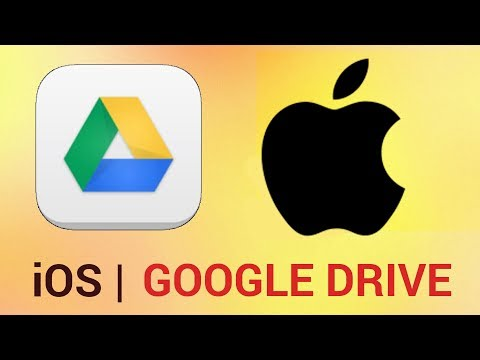 How to Use Google Drive on iPhone and iPad