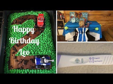 UPDATE   Leo's Birthday, Surprise, Christmas, TSO!